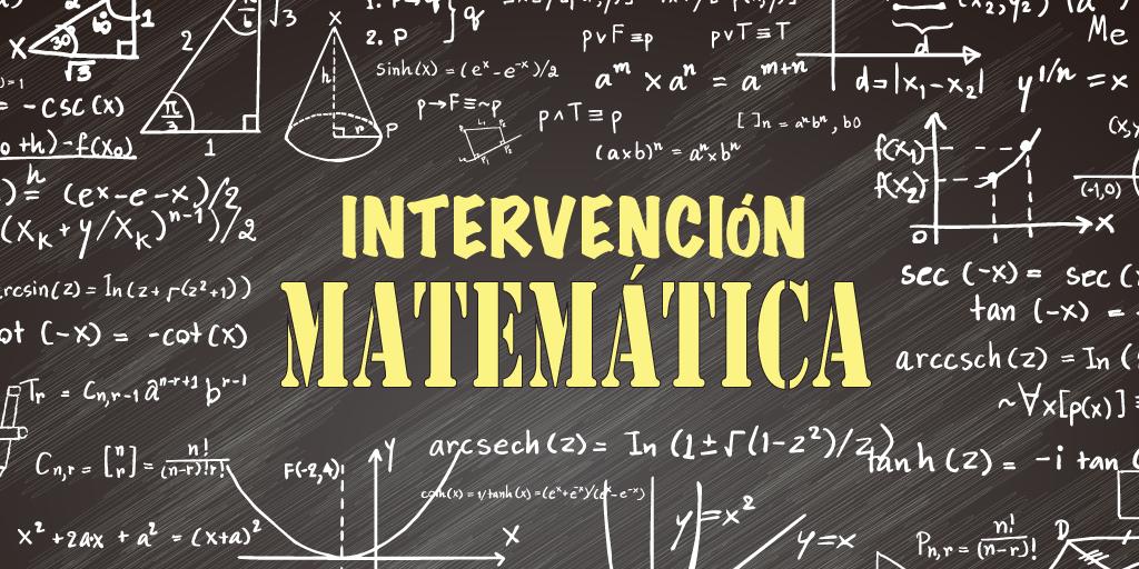 Intervención Matemática