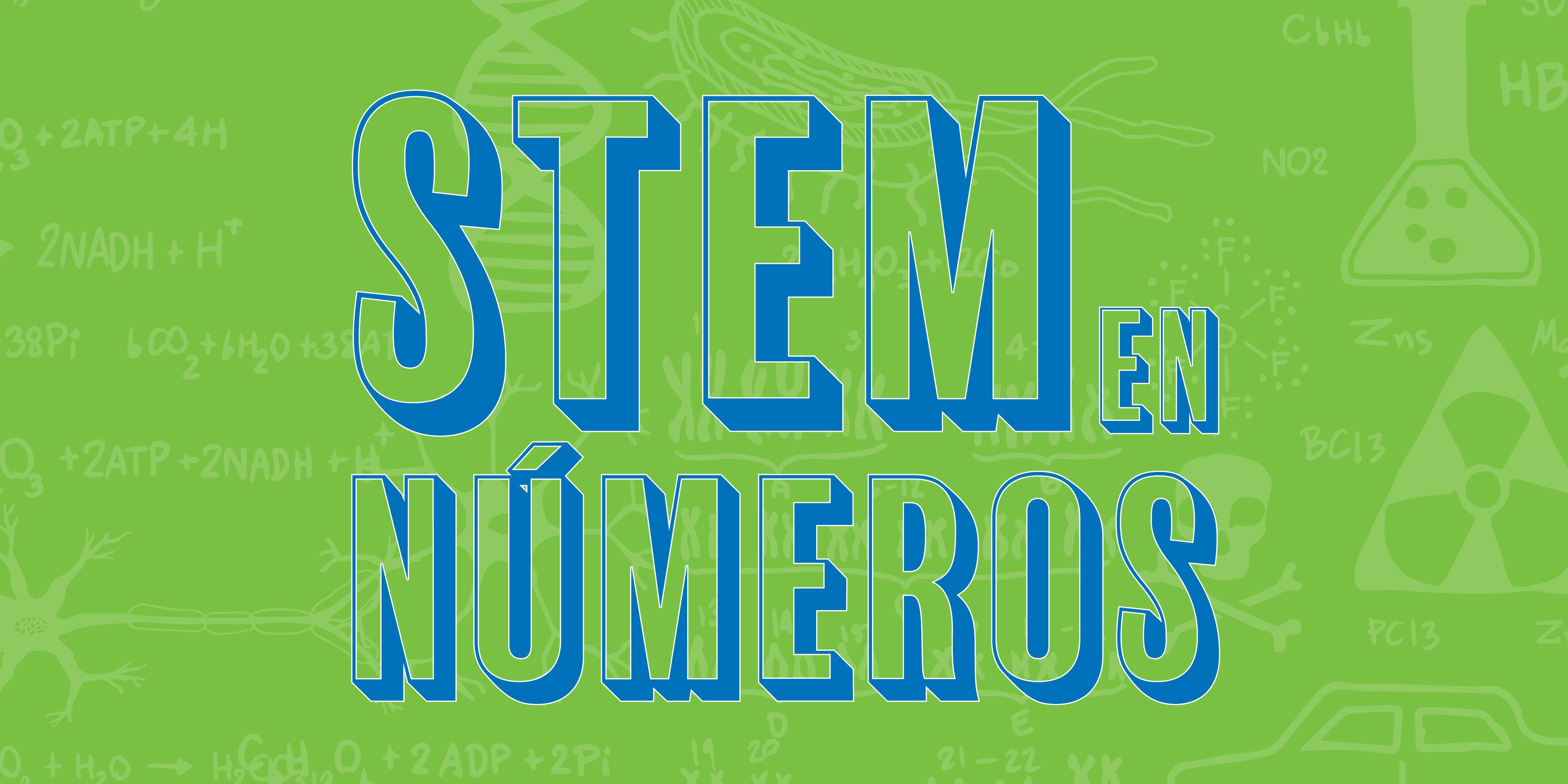 Infografía: STEM en Números
