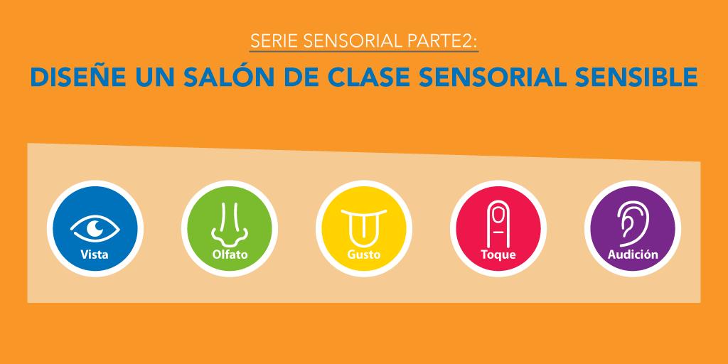 Serie Sensorial Parte 2: Diseñando un Aula Sensorial Sensible