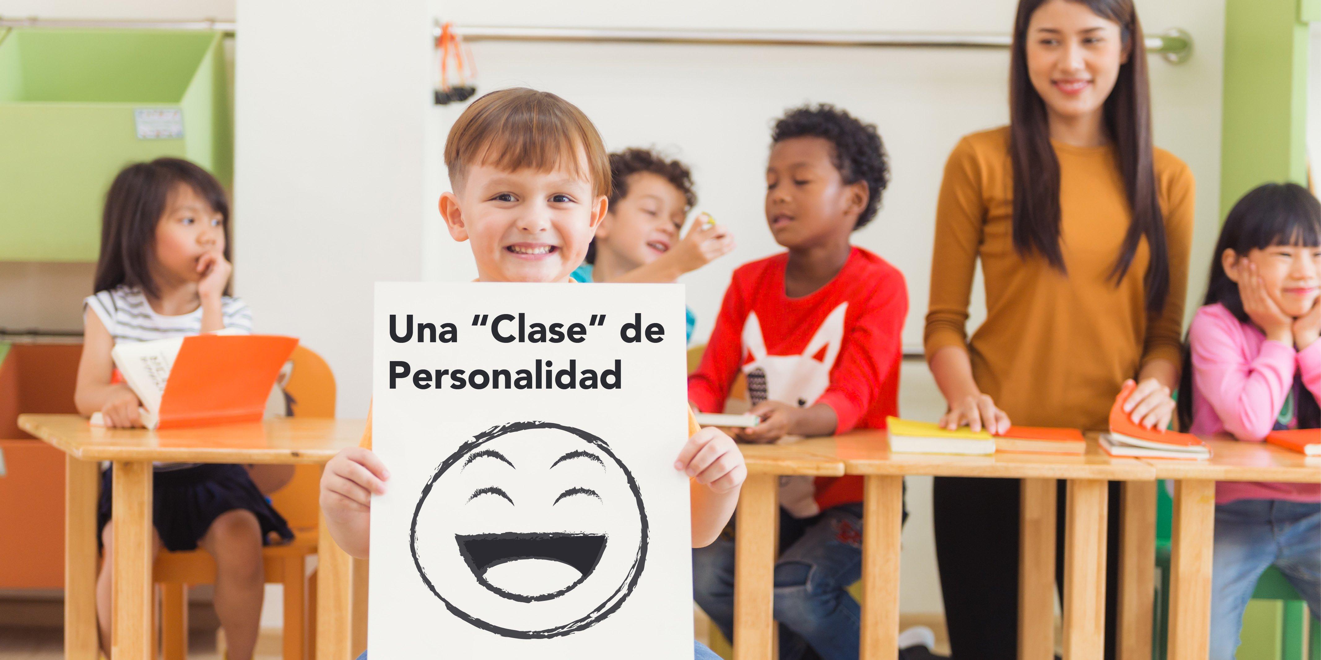 """Una """"Clase"""" de Personalidad"""