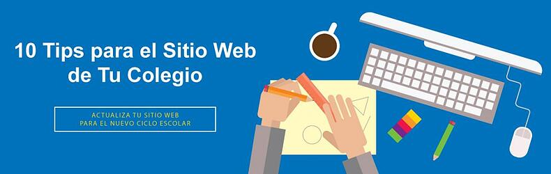 10 Tips Para El Sitio Web De Su Colegio