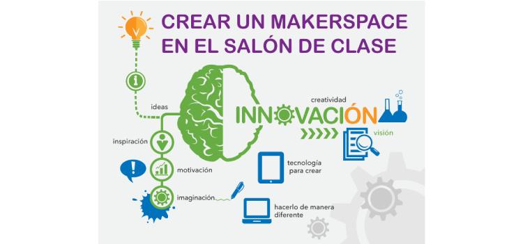 Cómo Crear un Makerspace en el Salón de Clase