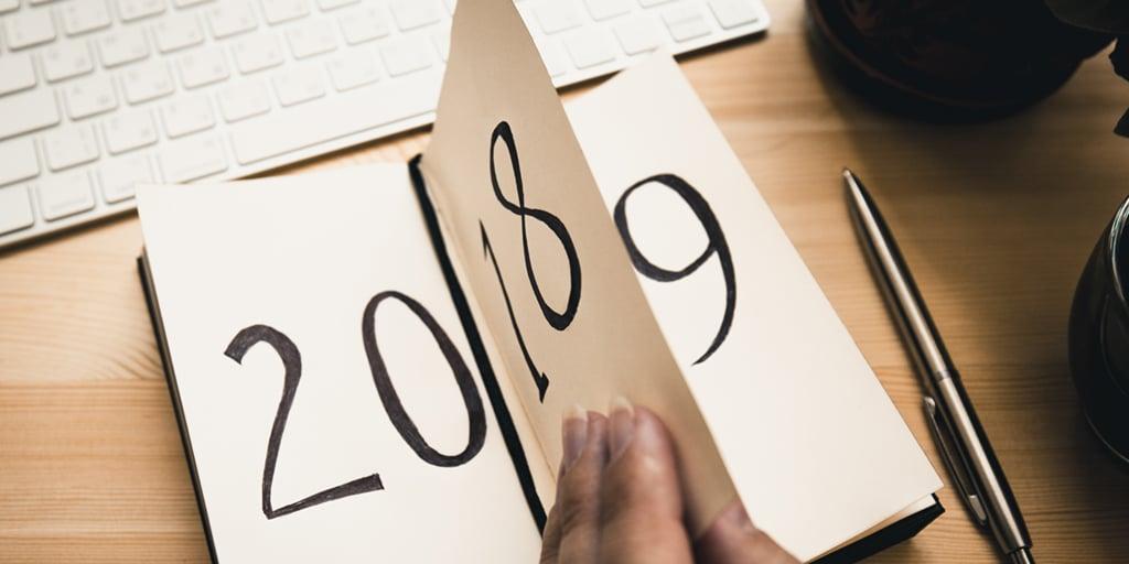 Un Resumen del 2018 Antes de Sumergirnos en un Nuevo Año