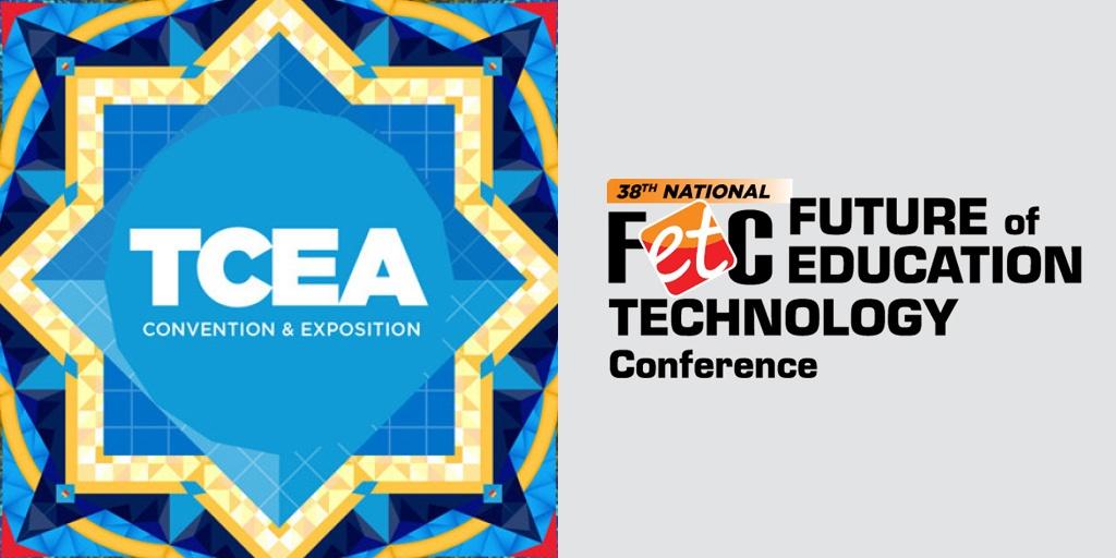 ¿Te Perdiste de FETC o TCEA? ¡Aquí está un Resumen Tecnológico!