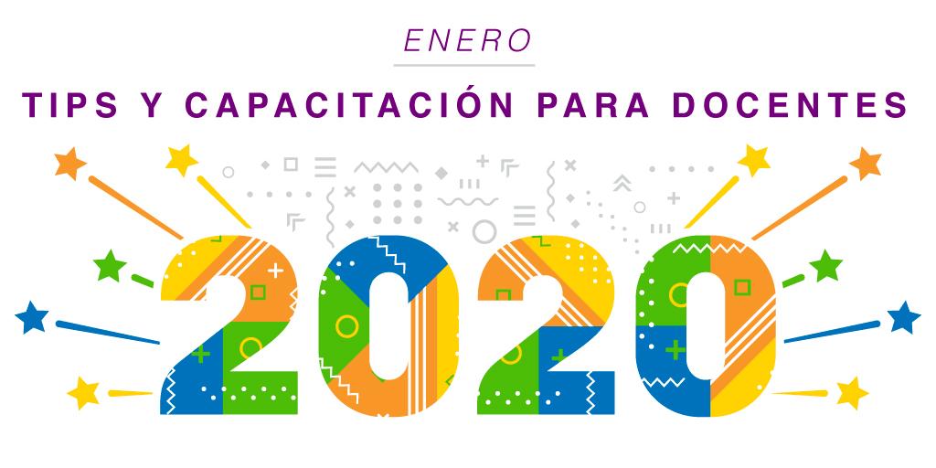 Tips de Tecnología Educativa para el Año Nuevo