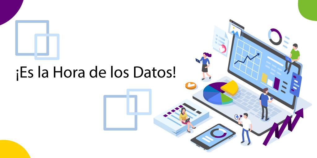 ¡Es la Hora de los Datos!