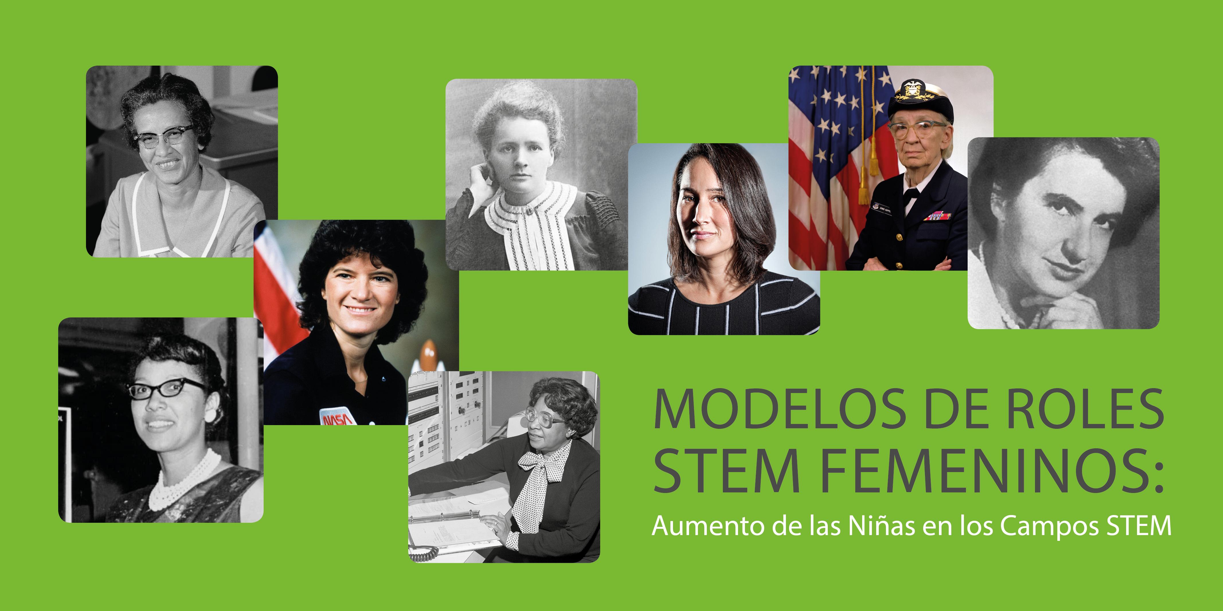 Modelos de Roles STEM Femeninos: Aumento de las Niñas en los Campos STEM