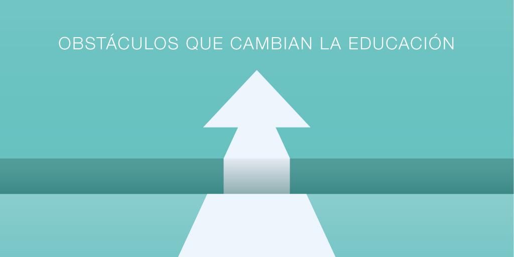 Obstáculos que Cambian la Educación