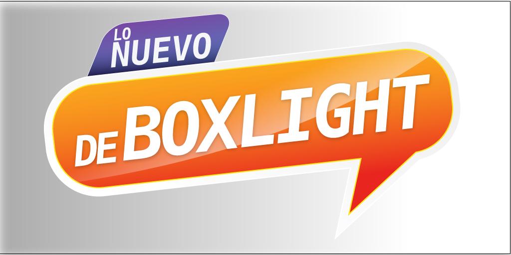 ¡Qué Hay de Nuevo en Boxlight!